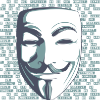 Anonymous 'Expect Us' T-shirt Design