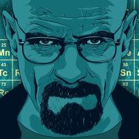 Heisenberg Illustration