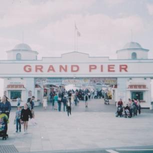 The Grand Pier // 35mm Film
