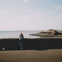 Birnbeck Pier // 35mm Film