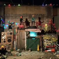 Hackney Fly-Tip Theatre by Paul Insect & Bäst // iPad Air 2