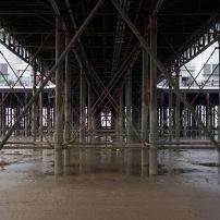 Under The Pier // Canon 5D