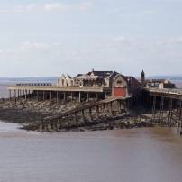 Abandoned Pier // Canon 5D