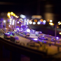Jimmy Cauty's Miniature World // Canon 5D