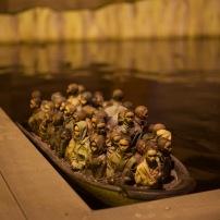 Banksy's Mediterranean Boat Ride // Canon 5D