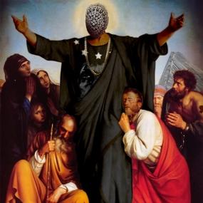 Kanye West 'Jeezus' T-Shirt Design
