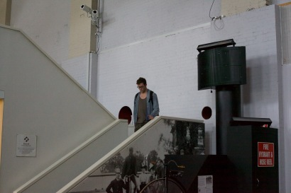 Ed at The Powerhouse Museum