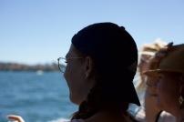 Sin on a ferry
