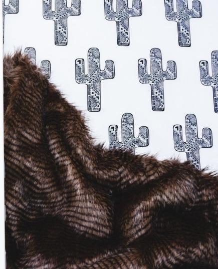 Cactus Cot Sheet
