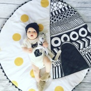 Teepee Playmat