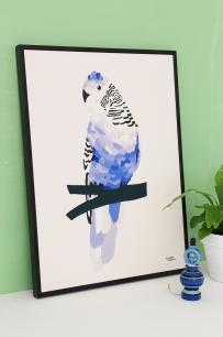 blue bird michelle carlslund web